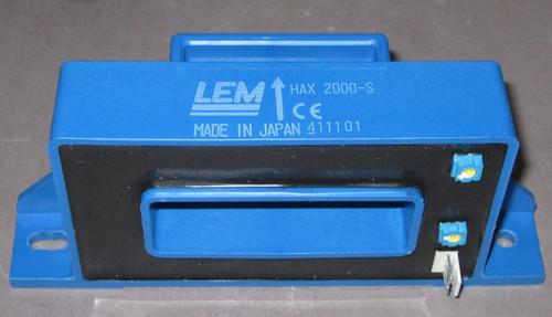 HAX2000-S - 2000A Current Sensor / Transducer (LEM)