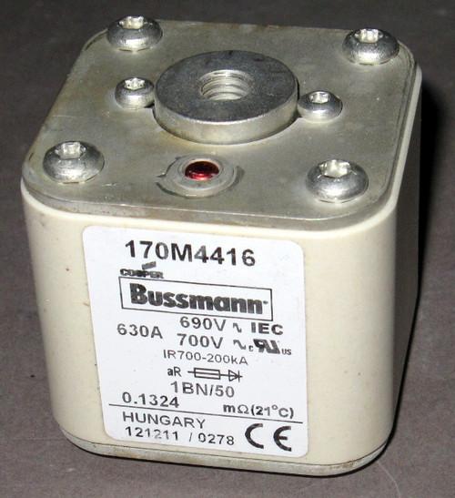170M4416 - 630A 690/700V Fuse (Bussmann)