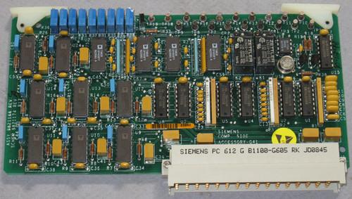9821166 Rev C - G41 Accessory (Siemens) - Used