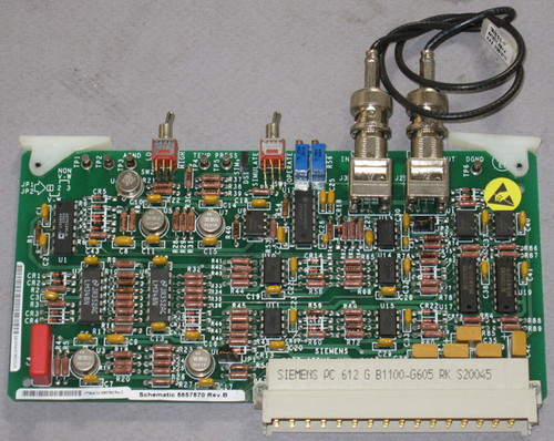 05857862 Rev C - G42 Dose Servo /VW (Siemens) - Used