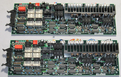 PX34-07540 DC Driver - Set of 2 (Siemens) - Used