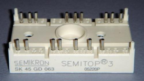 SK45GD063 - 600V 45A IGBT 6-pack (Semikron)