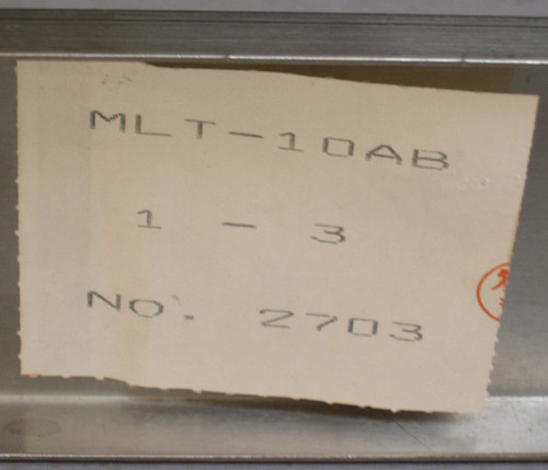 MLT-10AB (Siemens) - Used