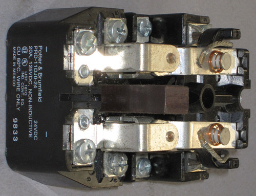 PRD-11DJ0-24 Power Relay (Potter & Brumfield) - Used
