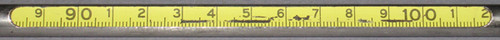 Centimeter-graded rod (Siemens) - Used