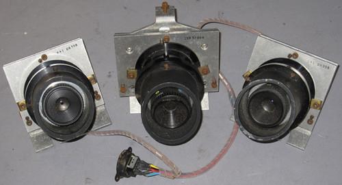 9410655-B, 1935100-B - Lens / Light Assemblies (Siemens) - Used