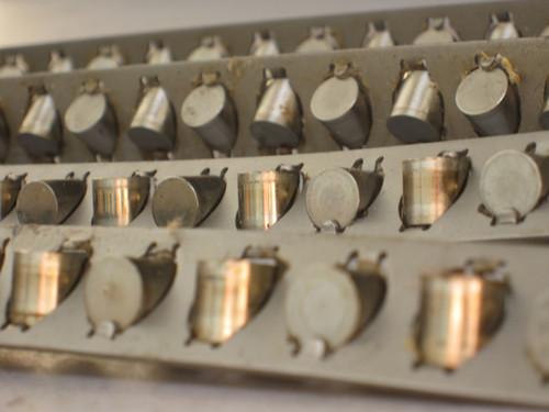 Bands of Bearings (Siemens) - Used