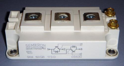 SKM150GB173D - 1700V 150A IGBT (Semikron)