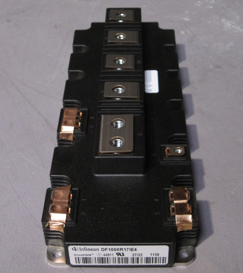 DF1000R17IE4 - 1700V 1000A IGBT (Infineon) - New/Surplus - Discounted, See Description
