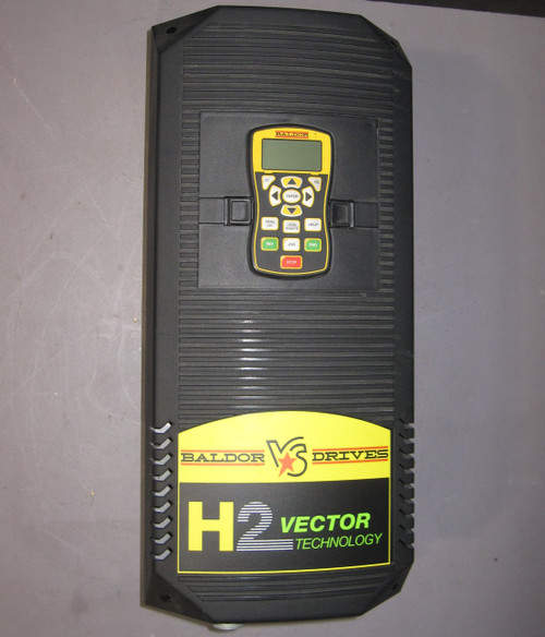VS1GV440-1B - 40HP 480VAC Variable Speed Vector Drive (Baldor) - Used