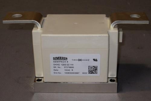 SKKE1200/22H4 - 2200V 1180A Diode (Semikron)