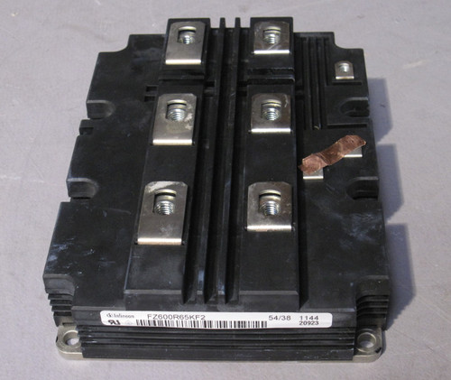 FZ600R65KF2 - 6500V 600A High-Voltage IGBT (Infineon) - Used