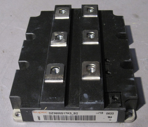 DZ3600S17K3_B2 - 1700V 3600A Diode (Eupec) - Used