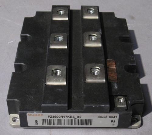 FZ3600R17KE3_B2 - 1700V 3600A IGBT (Eupec) - Used