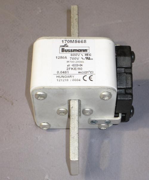 170M5668 - 600/700VAC 1250A Fuse (Bussmann)