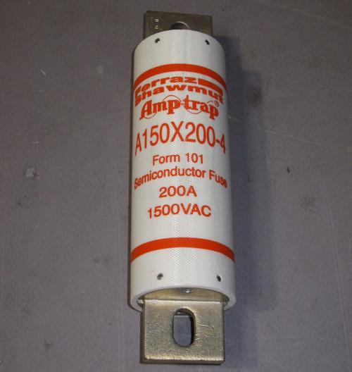 A150X200-4 - 1500VAC 200A Fuse (Ferraz Shawmut)