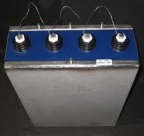QM272YX220N21A - 2750VDC 2200uF Energy Discharge Capacitor (Aerovox)