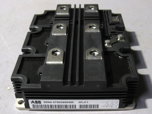 5SNA0750G650300 - 6500V 750A High-Voltage IGBT (ABB)
