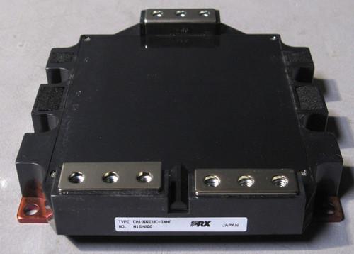 CM1000DUC-34NF - 1700V 1000A IGBT (Powerex)