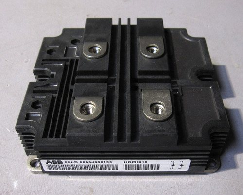 5SLD0600J650100 - 6500V 600A High-Voltage Dual Diode (ABB)