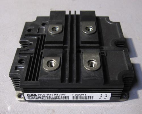 5SLD0600J650100 - 6500V 600A High-Voltage Dual Diode (ABB)