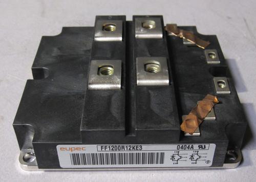 FF1200R12KE3 - 1200V 1200A IGBT (Eupec)
