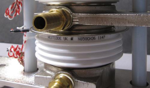 N850CH36 - N2418ZC360 - 3600V 2420A SCR / Thyrsitor (Westcode / IXYS) - New/RFE