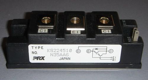 KS224510 Darlington Transistor (Powerex) same as QM100HY-H (Mitsubishi)