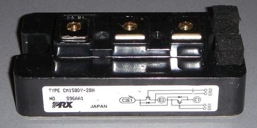 CM150DY-28H - 1400V 150A dual IGBT (Powerex)
