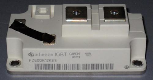 FZ600R12KE3 - (Infineon/Eupec)