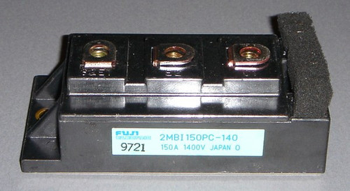 2MBI150PC-140 - 1400V 150A IGBT (Fuji) - Used