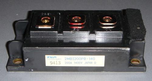2MBI200PB-140 - 1400V 200A IGBT (Fuji) - Used
