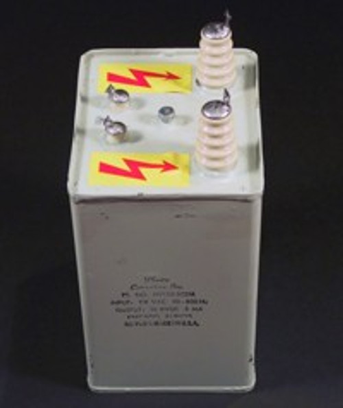 HV150-502M - 15kV 5mA DC Power Supply (Plastic Capacitors Inc) - Used
