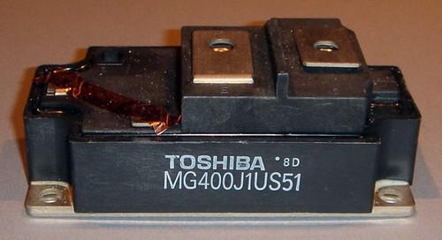 MG400J1US51 - IGBT (Toshiba) - Used
