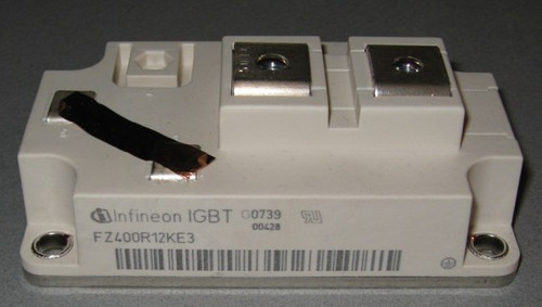 FZ400R12KE3 - IGBT (Infineon, formerly Eupec)