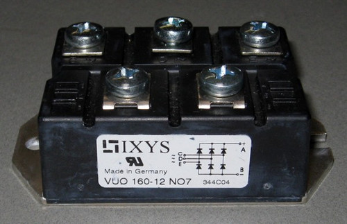 VUO160-12NO7 - Bridge Rectifier (IXYS) - Used