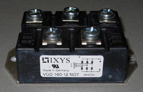 VUO160-12NO7 - Bridge Rectifier (IXYS) - Used