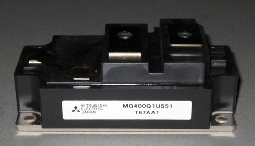 MG400Q1US51 - IGBT (Mitsubishi)