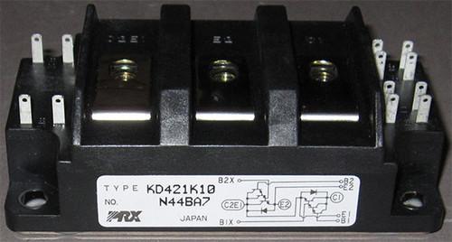 KD421K10 - Transistor (Powerex) - same as QM100DY-2H