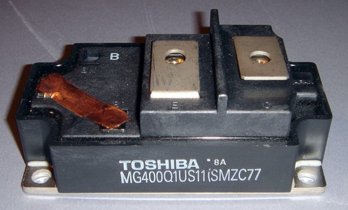 MG400Q1US11-SMZC77 - IGBT (Toshiba) - Used