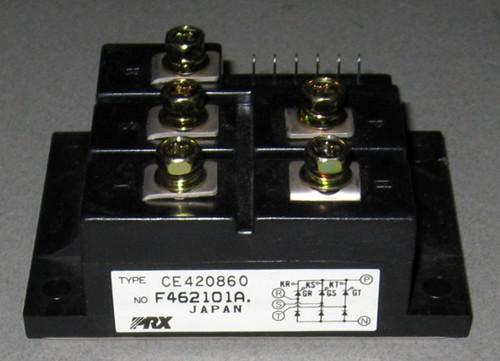 CE420860 - SCR/Diode bridge (Powerex) - Used