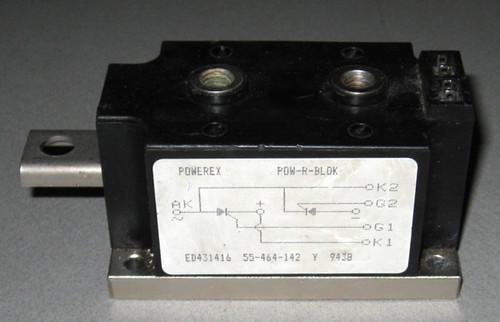 ED431416 55-464-142 - SCR (Powerex) - Used