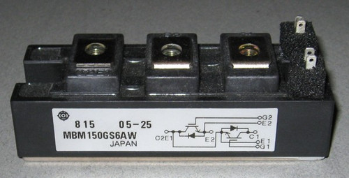 MBM150GS6AW - IGBT (Hitachi)