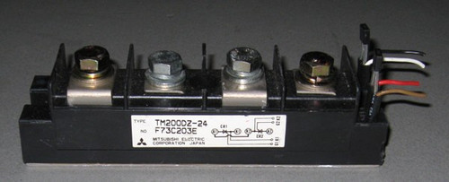 TM200DZ-24 - SCR (Mitsubishi) - Used
