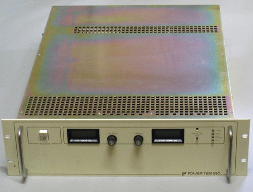 P63C-15440A - programmable DC power supply (Power Ten), 15V 440A - Used