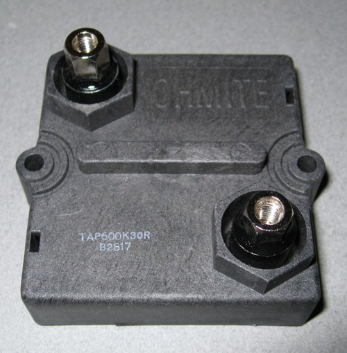 TAP600K30R - 30-Ohm 600W Power Resistor (Ohmite)