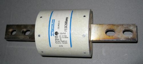 FESC500 - Fuse, 500A, 600VAC / 350VDC (Ferraz Shawmut)