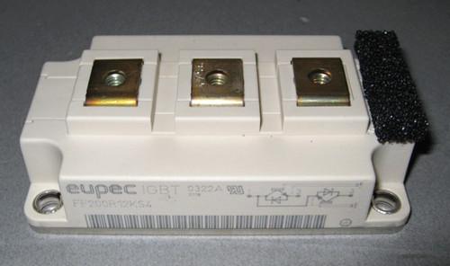 FF200R12KS4 - Dual Fast IGBT, 1200V 200A (Eupec)