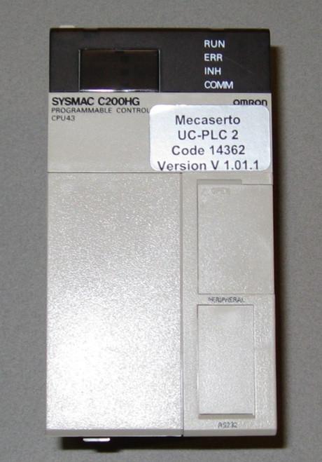 C200HG-CPU43-E - CPU Module (Omron)