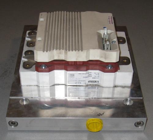 SKiiP-1203GB122-2DW - 1200V 1200A 2-pack IGBT / IPM (Semikron) - Used